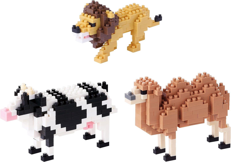 Kawada nanoblock nbc/_141 Cow