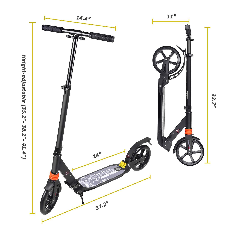 TABKEER K2 Foldable Kick Scooter