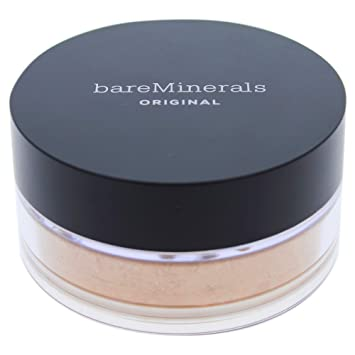 d3fa923a587 Amazon.com : Bare Minerals Original Foundation, Medium Beige, 0.28 Ounce :  Foundation Makeup : Beauty