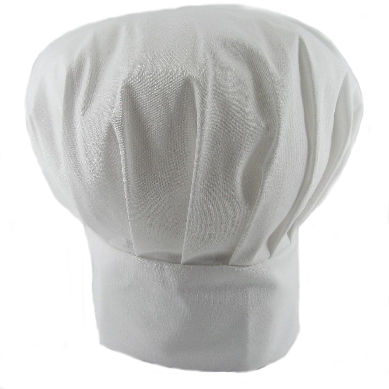 LUFA Cappello da cucina cappello elastico registrabili cucina ... a690b2091ac7