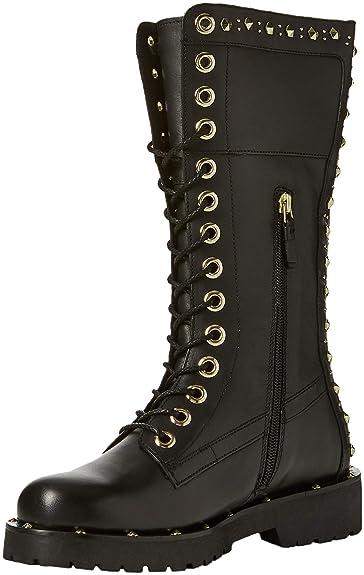 Twinset Milano Damen Ca8ply Combat Boots: : Schuhe