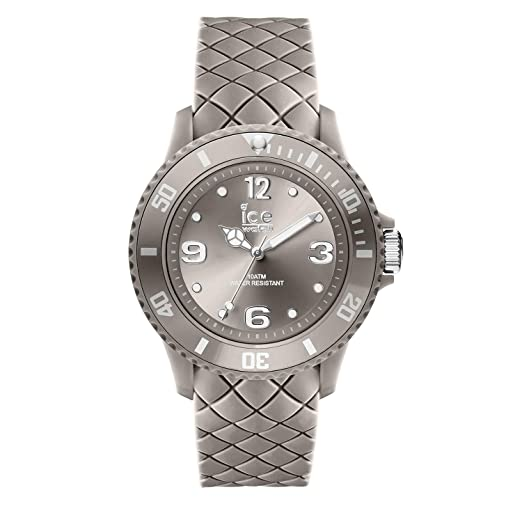 Ice-Watch Reloj Analógico para Mujer de Cuarzo con Correa en Silicona 7273: Amazon.es: Relojes