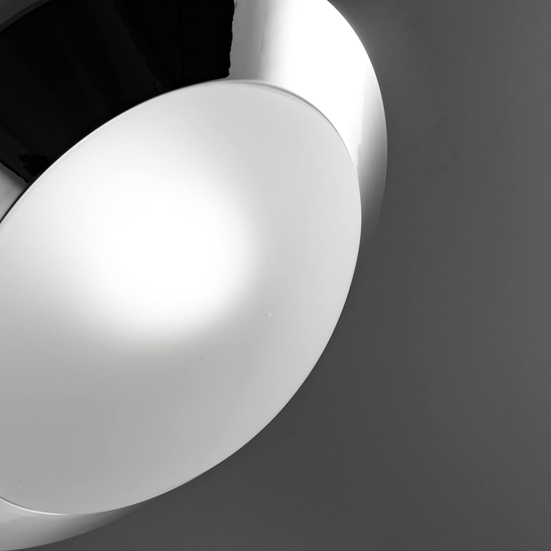 Silber LED Badezimmer Deckenleuchte ~ IP44/spezifische ~ Zone 1/2/3.