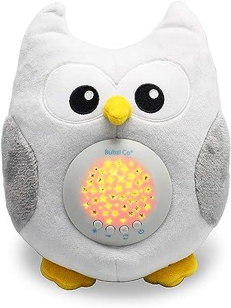 ¡NUESTRO BÚHO SABIO PUEDE ADORMECER A SU BEBÉ! Con las canciones de cuna los bebés se sienten seguro