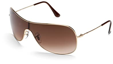 694429fc32 Ray-Ban RB3211 - ARISTA Frame BROWN GRADIENT Lenses 32mm Non-Polarized