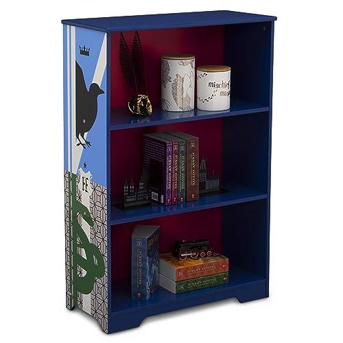 Delta Children Deluxe 3-Shelf Bookcase