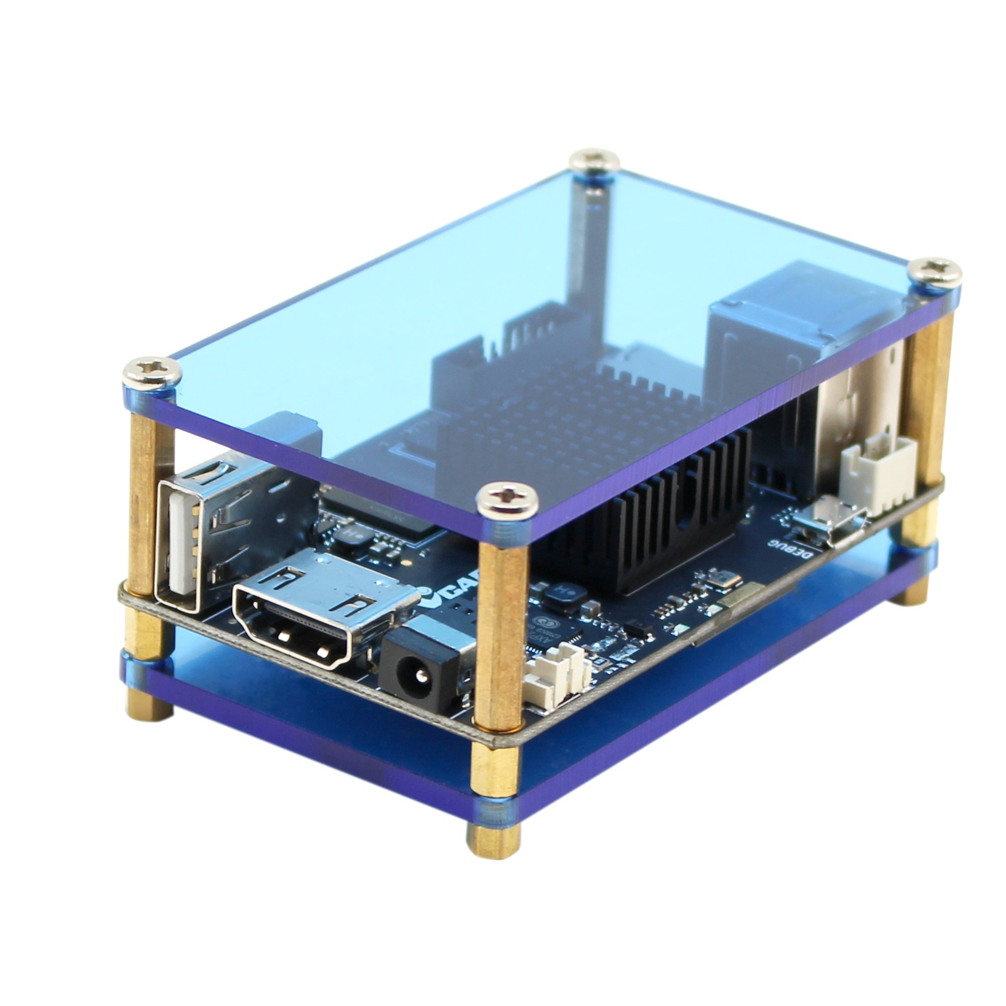 ELP Allwinner A20 ARM Cortex-A7 Dual-Core @ 1GHz Linux WIFI Mini PC With USB And HDMI 1080P Recording