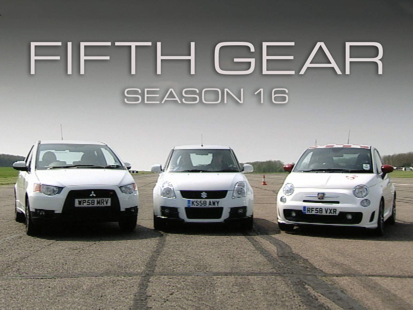 Fifth Gear - Season 16