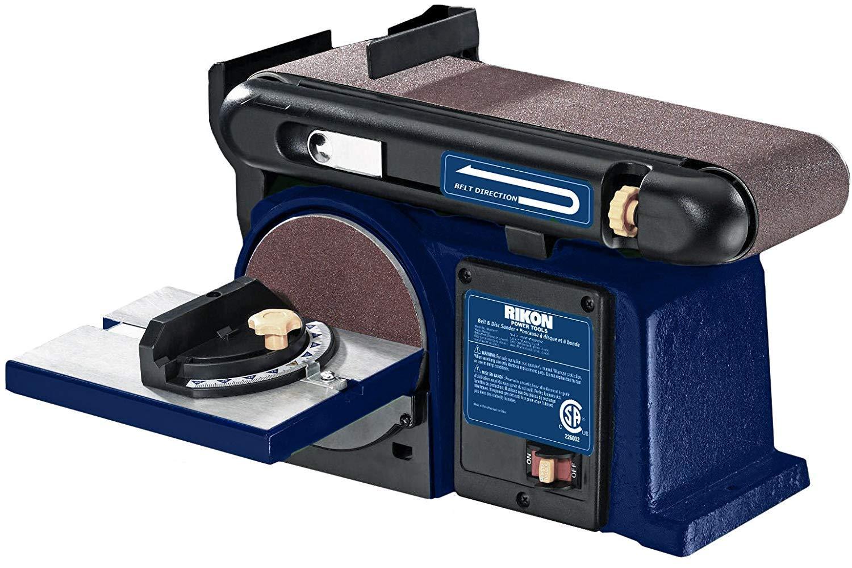 Rikon 50-112 4-Inch x 36-Inch Belt 6-Inch Disc Sander by Rikon