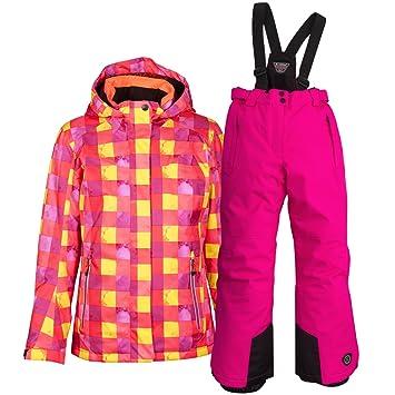 2019 rabatt verkauf heißer verkauf billig riesige Auswahl an Killtec Kinder Skianzug Winter Skijacke Skihose Set Farbwahl, Größe 116-176