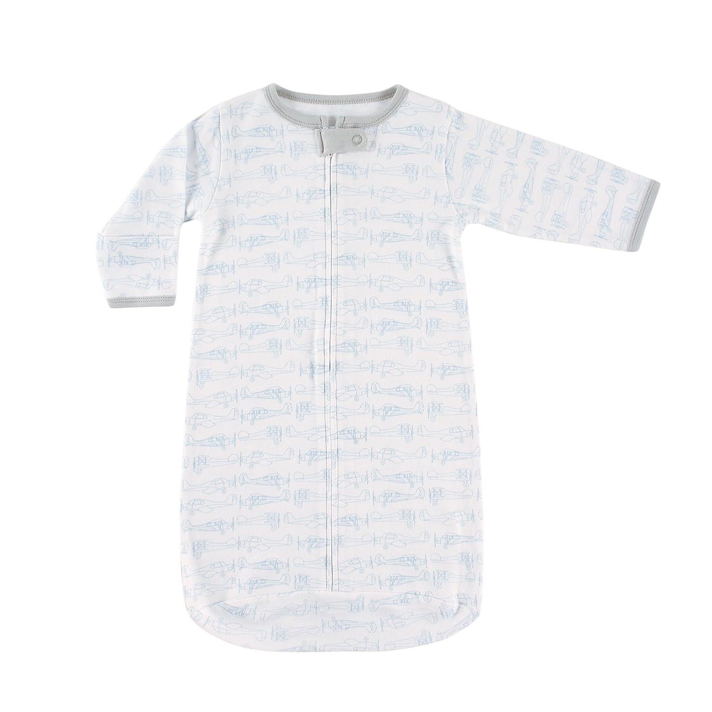Amazon Hudson Baby Baby Long Sleeve Cotton Safe Wearable