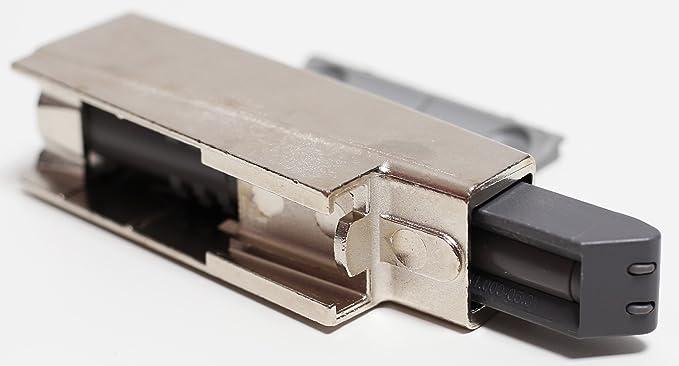 Blum Dämpfung für Türen mit Adapterplatte Bauhöhe 25 mm 971A0200 Blumotion