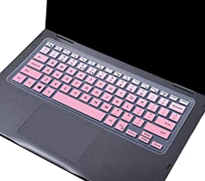 Silicone Keyboard Cover for 2019 DELL XPS 15 7590 9570 9560 9550 15.6
