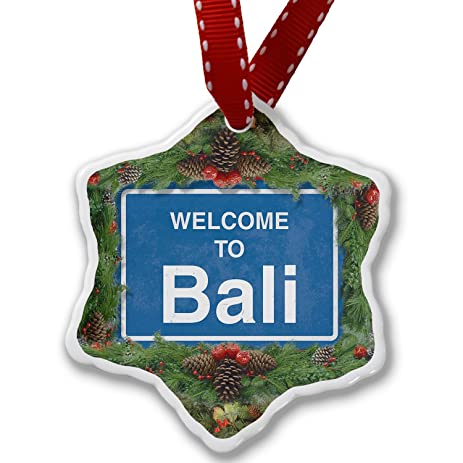 Amazon christmas ornament sign welcome to bali neonblond christmas ornament sign welcome to bali neonblond thecheapjerseys Gallery