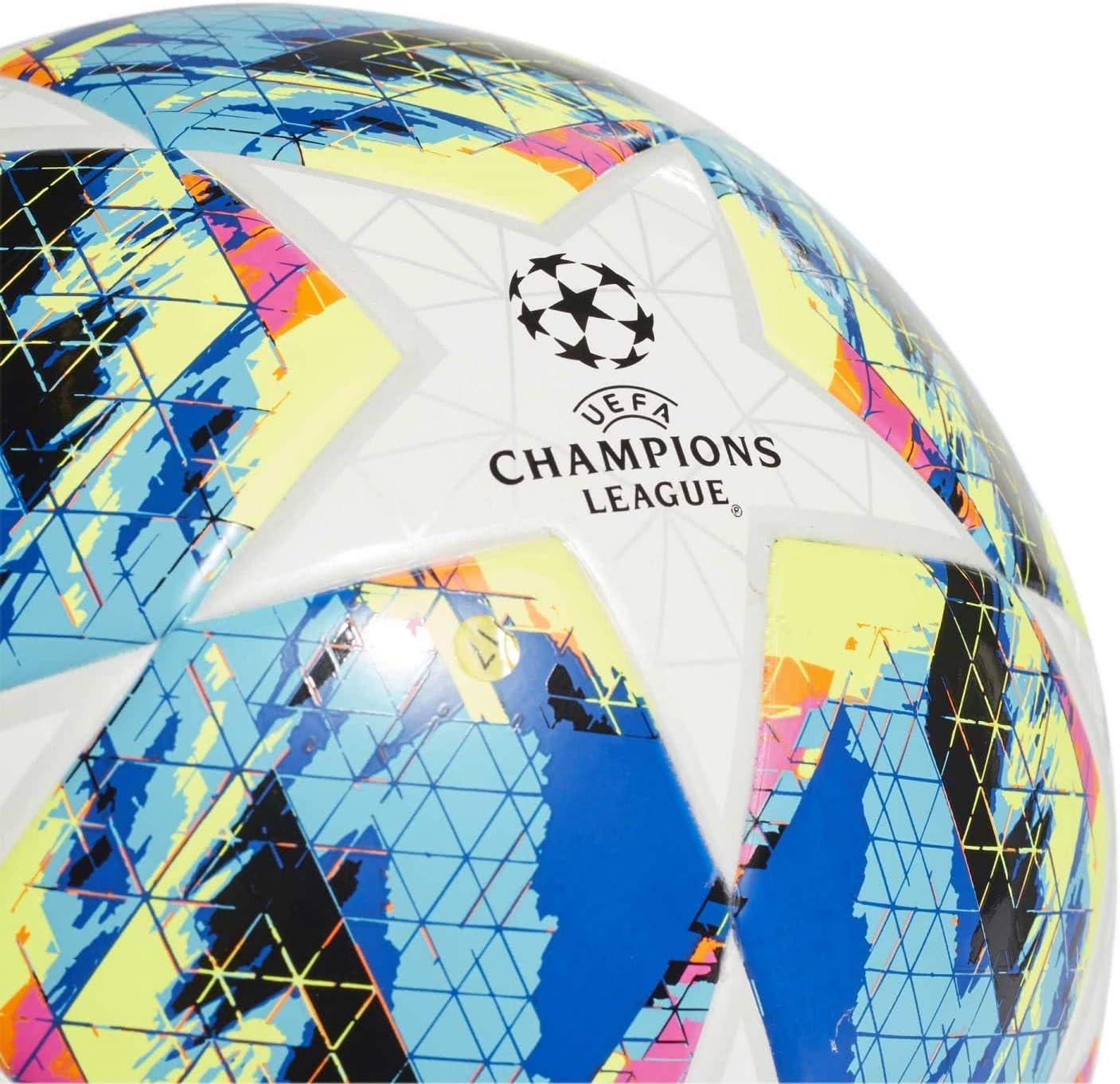 adidas Finale TT J350 Balón de Fútbol, Hombres, Top:White/Bright ...