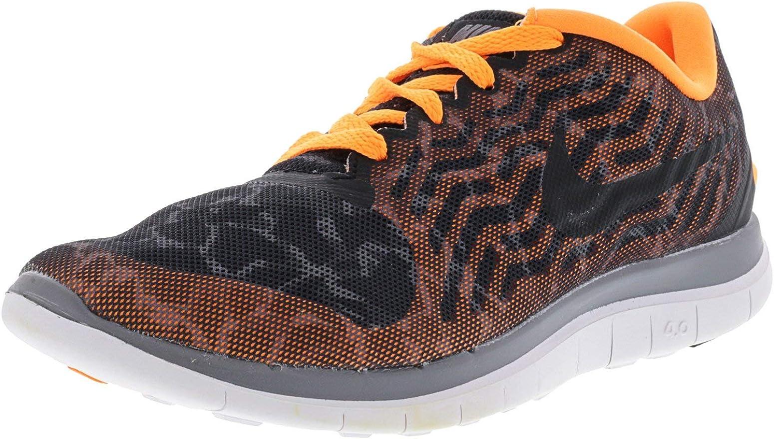Nike Womens Free 4.0 Print Ankle-High Mesh Running Shoe: Nike: Amazon.es: Relojes