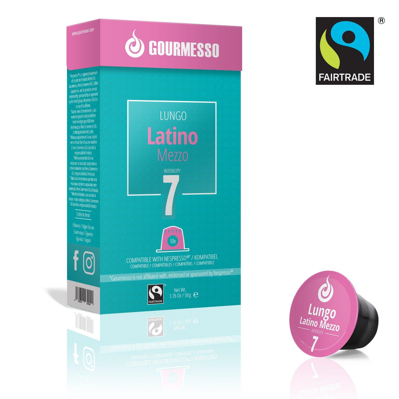 Gourmesso Lungo Latino Mezzo (30 Capsulas): Amazon.es: Alimentación y bebidas