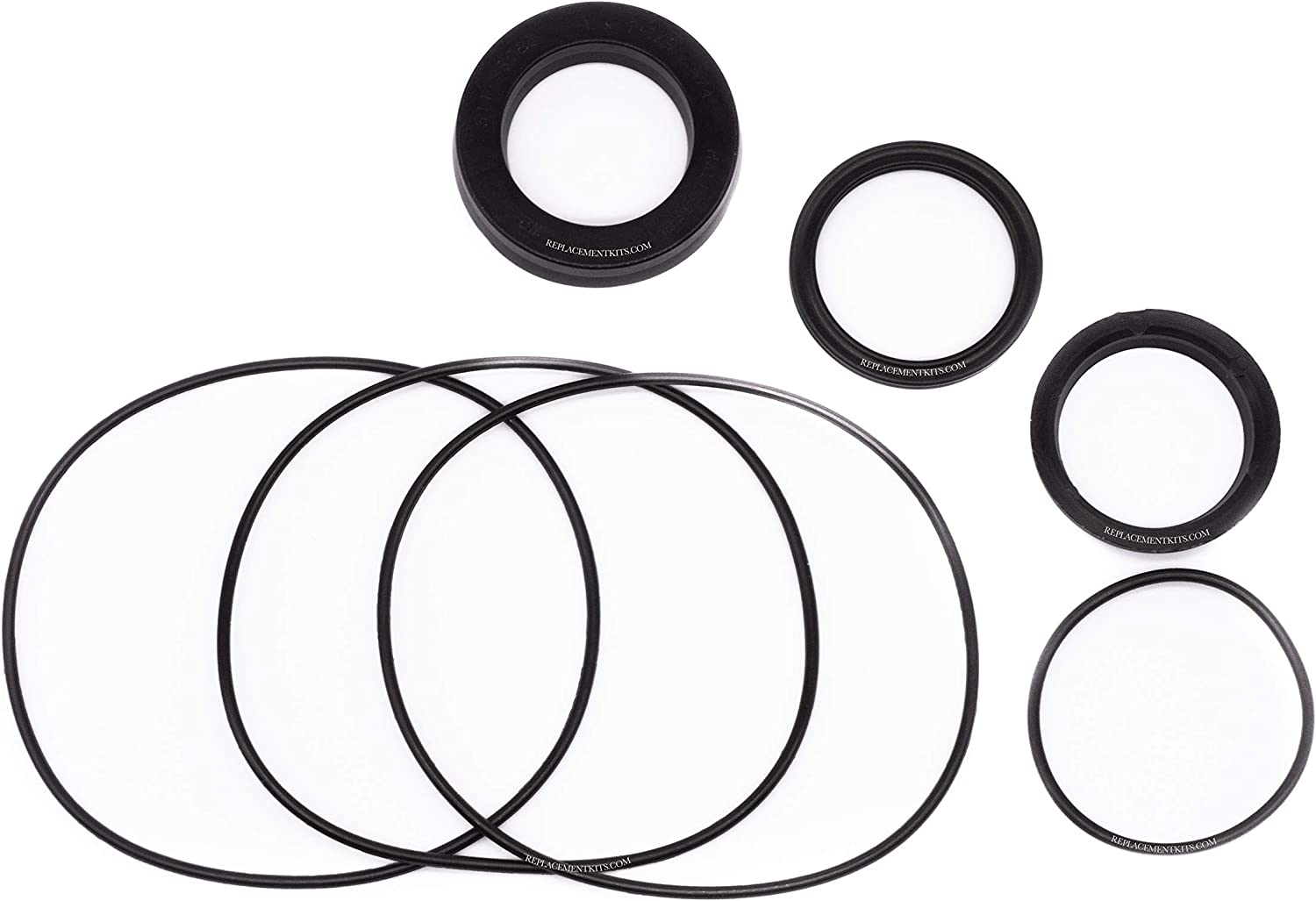 Replacement Kits Brand Hydraulic Helm Seal Kit Replaces HS5176