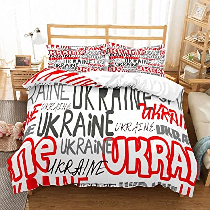 Kid Queen Size Bedding Sets.Amazon Com Moumouhome Graffiti Bedding Set Kids Queen Size