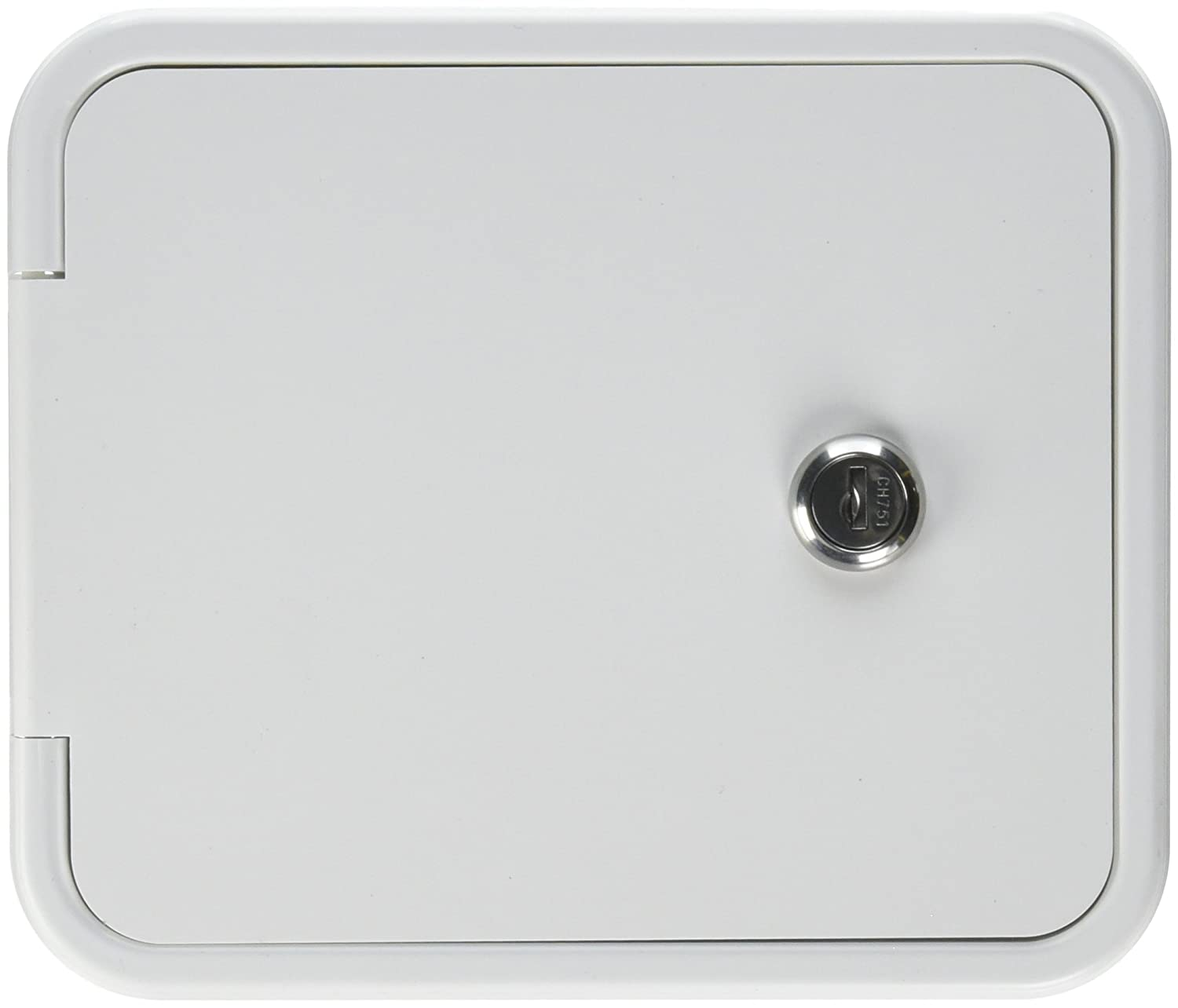 JR Products G8102A Key Lock for Multi-Purpose Hatch