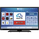 Toshiba 40L3453DB 40-inch Widescreen HD 1080p Smart LED TV with Freeview HD