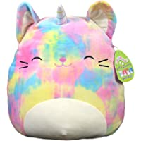 Squishmallow 16in, Cali The Caticorn,Stuffed Animal, Super Pillow Soft Plush Kitten Unicorn Toy
