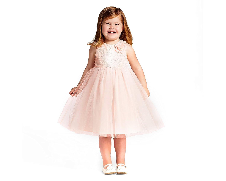83923d5cf Amazon.com  princhar Lace Tulle Flower Girl Dress Girl Wedding Party ...