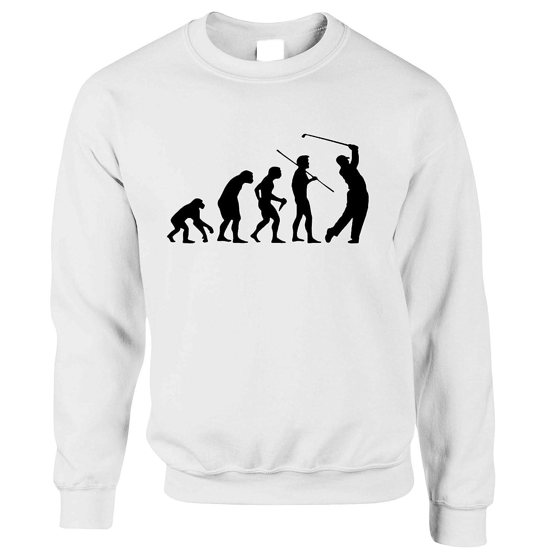 Tim and Ted Sportif Sweat-Shirt Evolution dun Golfeur