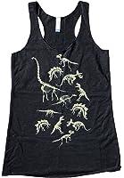 Friendly Oak Women's Dinosaur Collection Tank Top