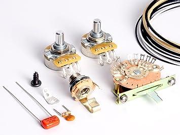 amazon com toneshaper guitar wiring kit for fender telecaster rh amazon com Acme ToneShaper Strat Acme ToneShaper for Stratocaster