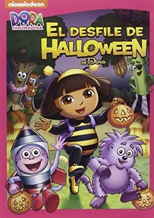 Dora, La Exploradora: El Desfile De Halloween De Dora (Import Movie) (