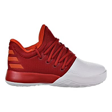 adidas Harden Vol 1 Ps ScarletWhite Ps Basketball (BW0627)