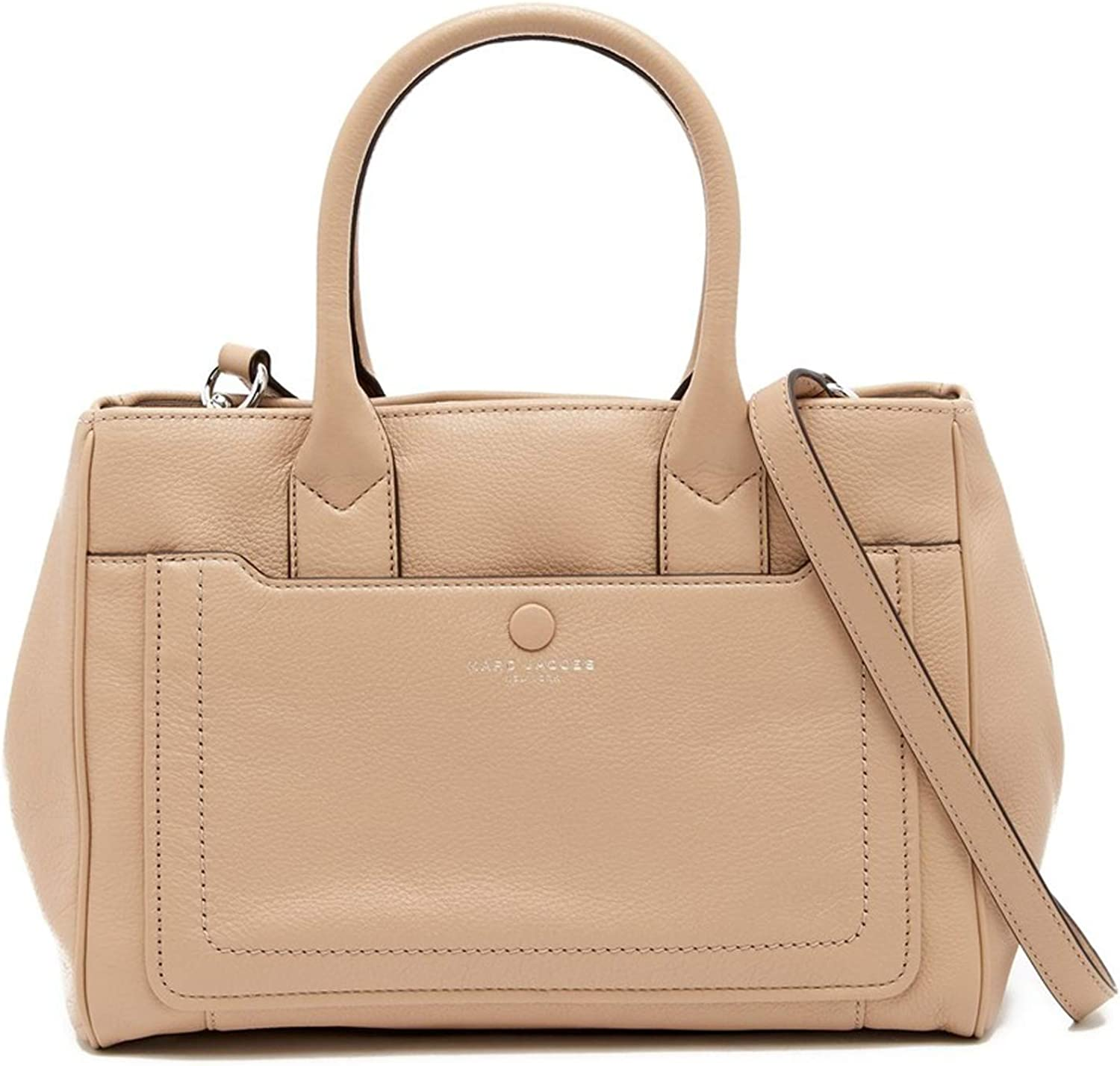 Marc Jacobs Empire City Leather Tote, Sandstone