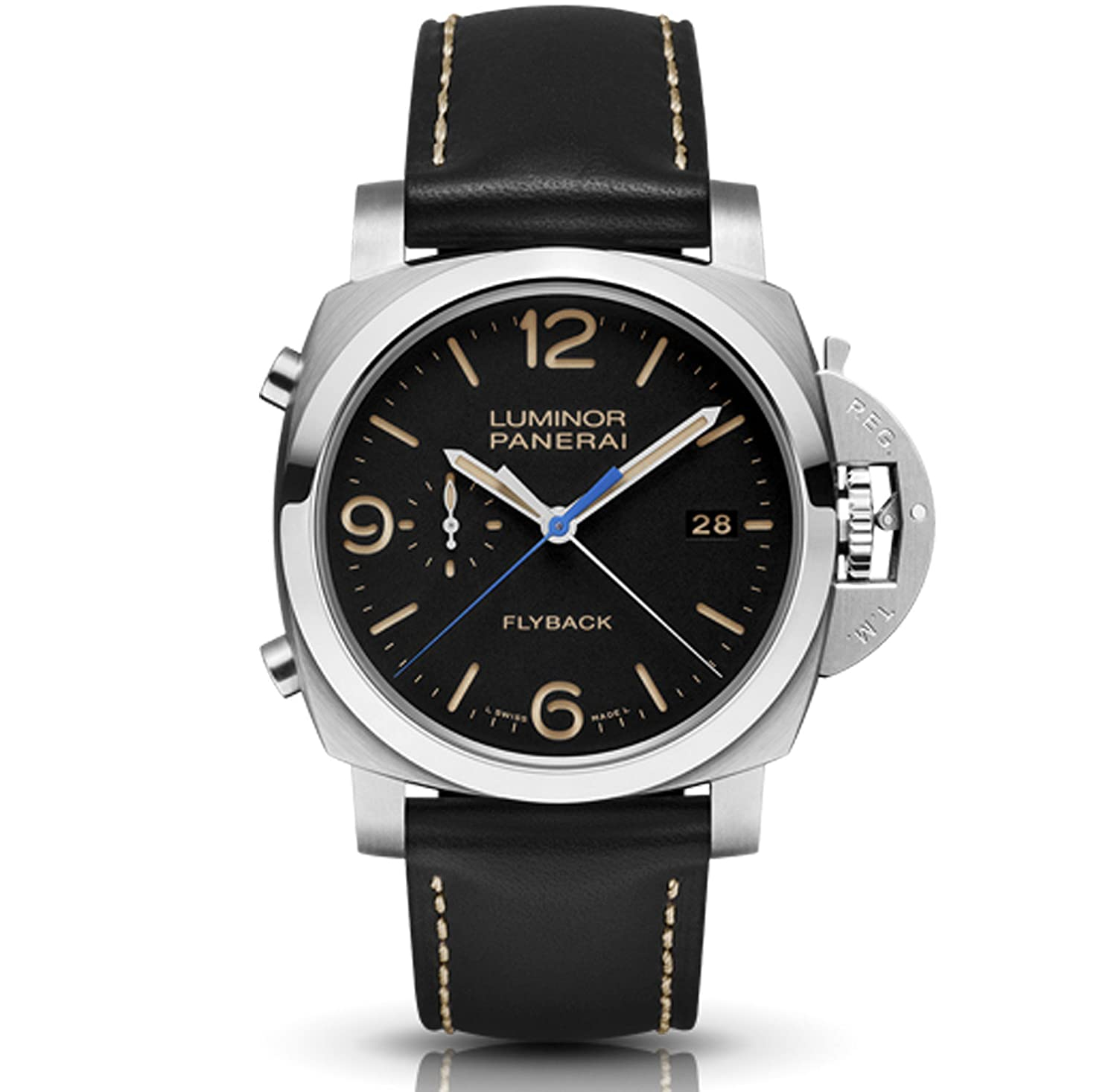 Panerai Swiss Watches: Overview, Features, Views and Reviews 1