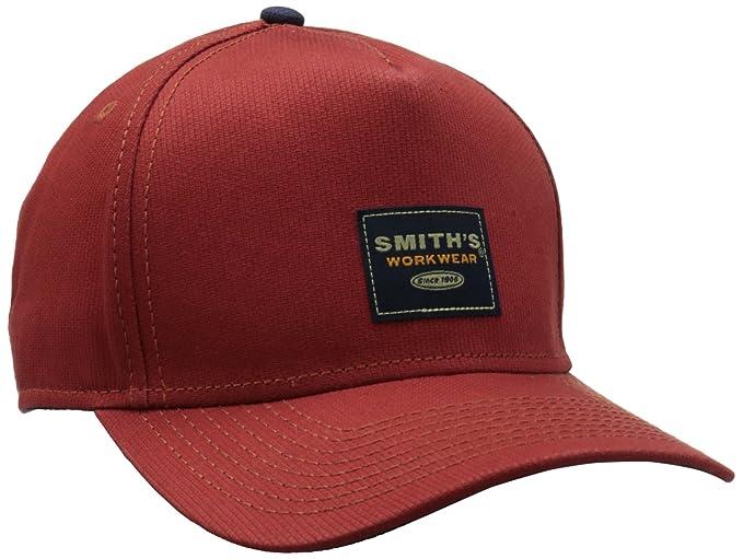 cdac28c6933 Smith s Workwear Men s 5 Panel Baseball Hat
