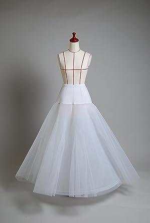 a09dd4f1ee4ec パニエ ドレス ラインを美しく ウェディング ブライダル パーティー 白 ホワイト スカート ボリューム Aライン フリーサイズ