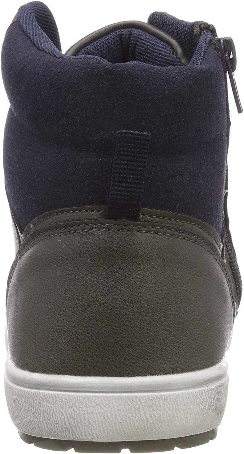 CLARKS Boys 451 063 Hi-Top Trainers