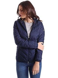 a992999b1421 EMPORIO ARMANI Blouson - 8NTB14 TN12Z - FEMME  Amazon.fr  Vêtements ...