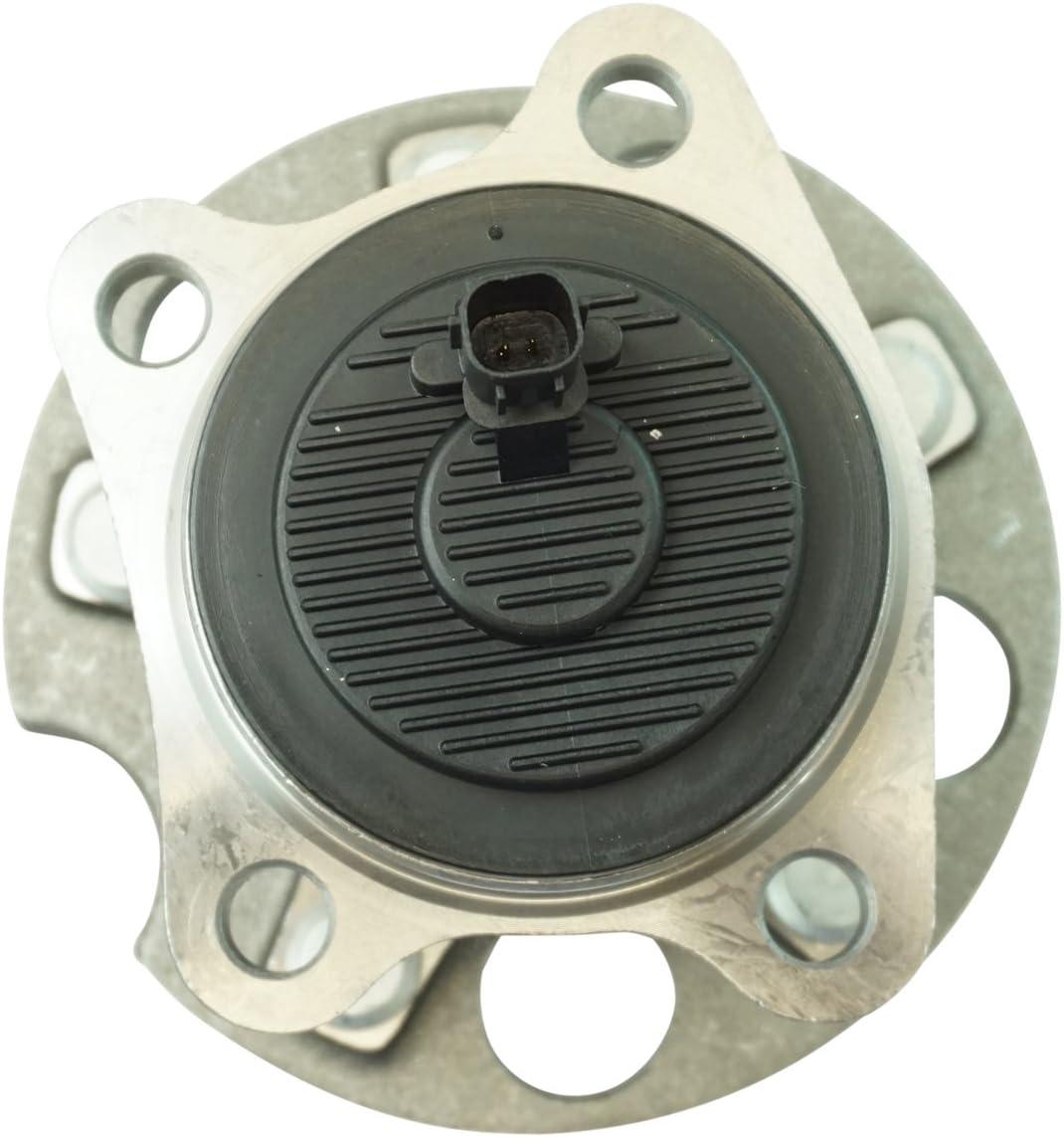 Rear Wheel Bearing /& Hub Assembly LH RH Pair for 09-15 Toyota Venza SUV
