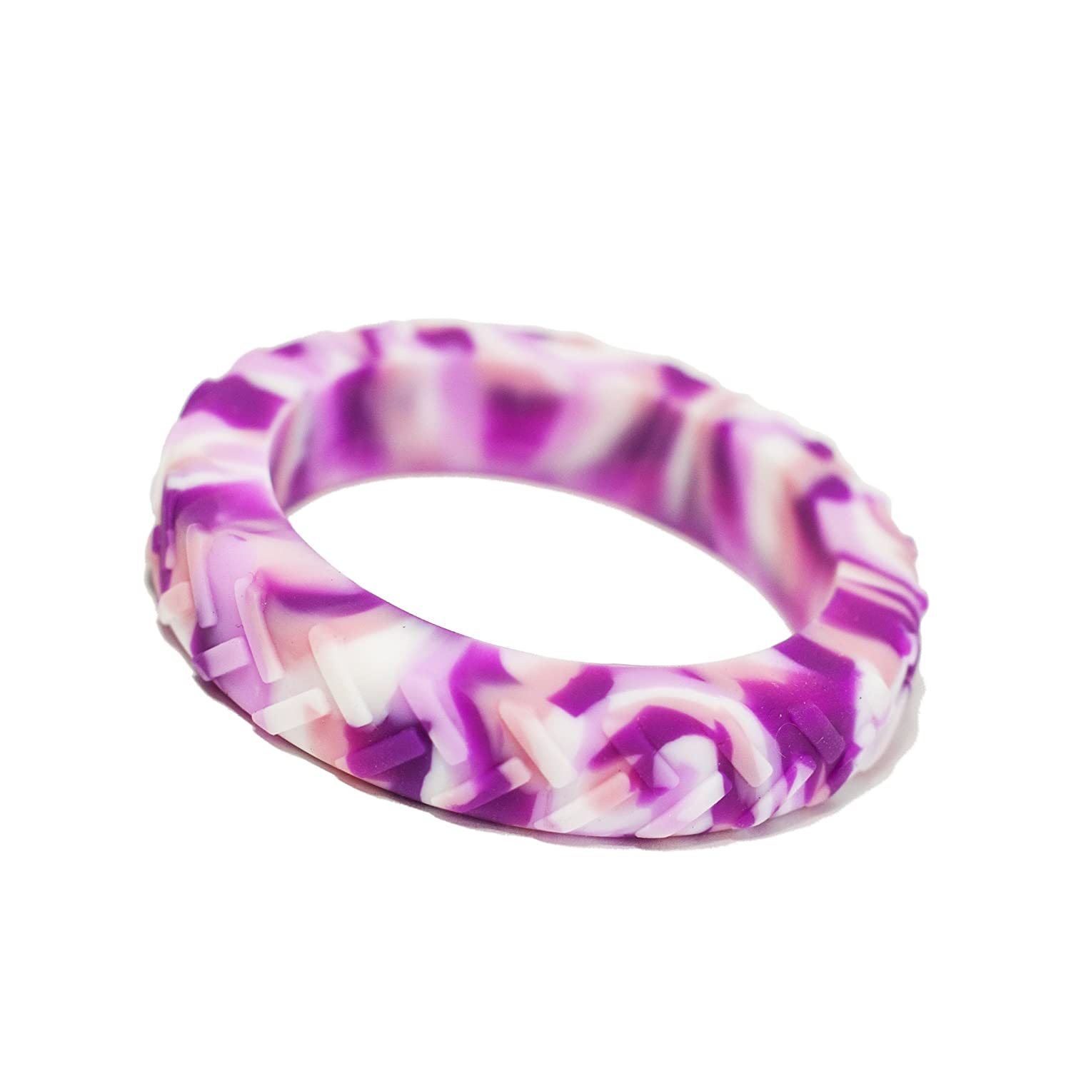 Amazon.com: Tread Bangle - Dessert - Chew Bracelet for Sensory, Oral ...