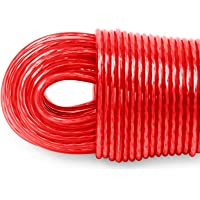 LaundrySpecialist® Cuerda DE Tender Ropa de 50 Metros