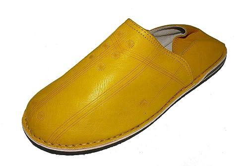 Marrakech Accessoires - Zapatillas de Estar Por Casa Hombre: Amazon.es: Zapatos y complementos