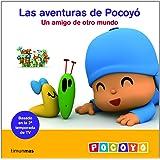 Las aventuras de Pocoyo. Un amigo de otro mundo (Spanish Edition)