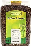 Rapunzel Grüne Linsen aus Deutschland (500 g) - Bio