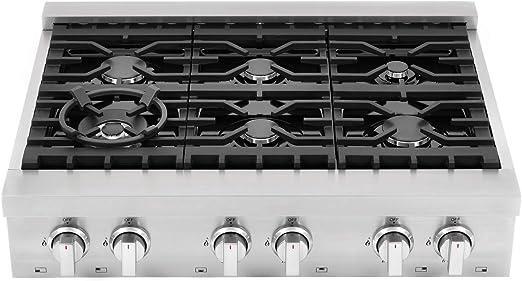 Amazon.com: Cosmo COS-GRT366″ - Cubierta de gas deslizante ...
