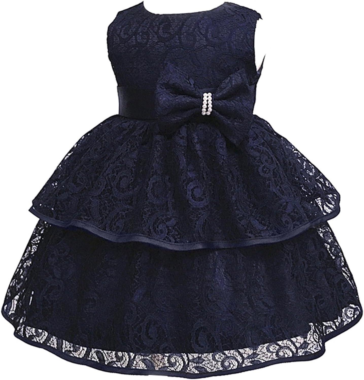 LSERVER Baumwollgewebe Baby Kleid Garn Rock Baby Geburtstag Fotografie Kleidung Baby Prinzessin Kleid
