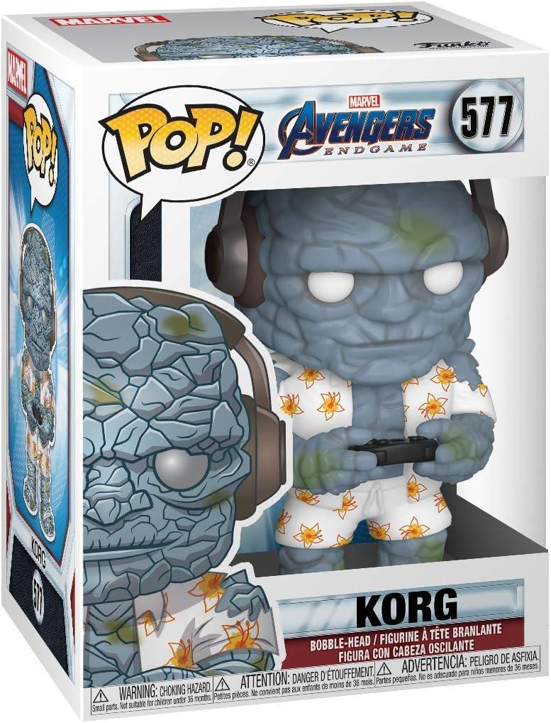 Marvel: Avengers Endgame Multicolor Gamer Korg Funko Pop