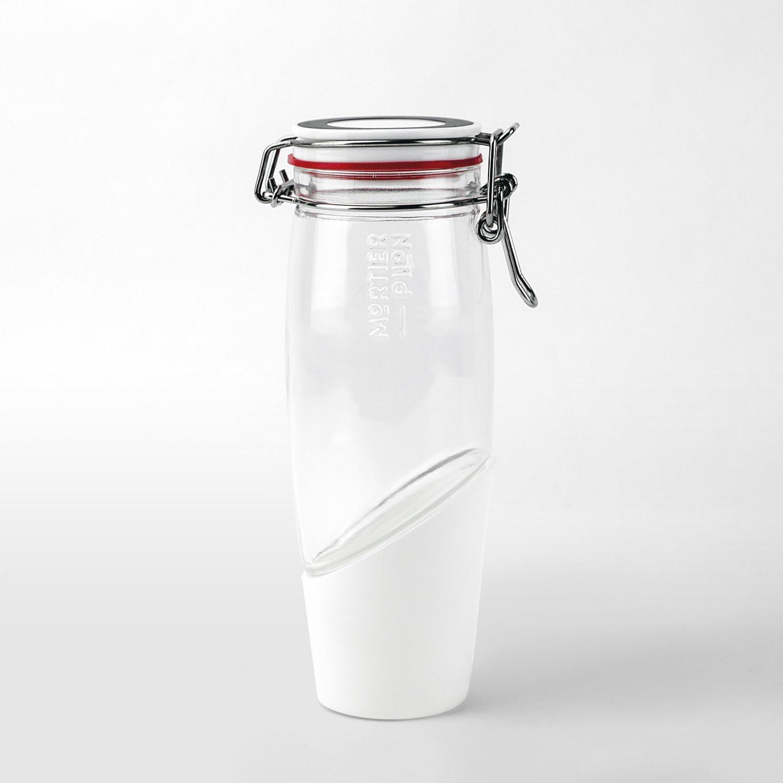 Mortier Pilon Flip Top Bottle, 415 ml (14 oz)