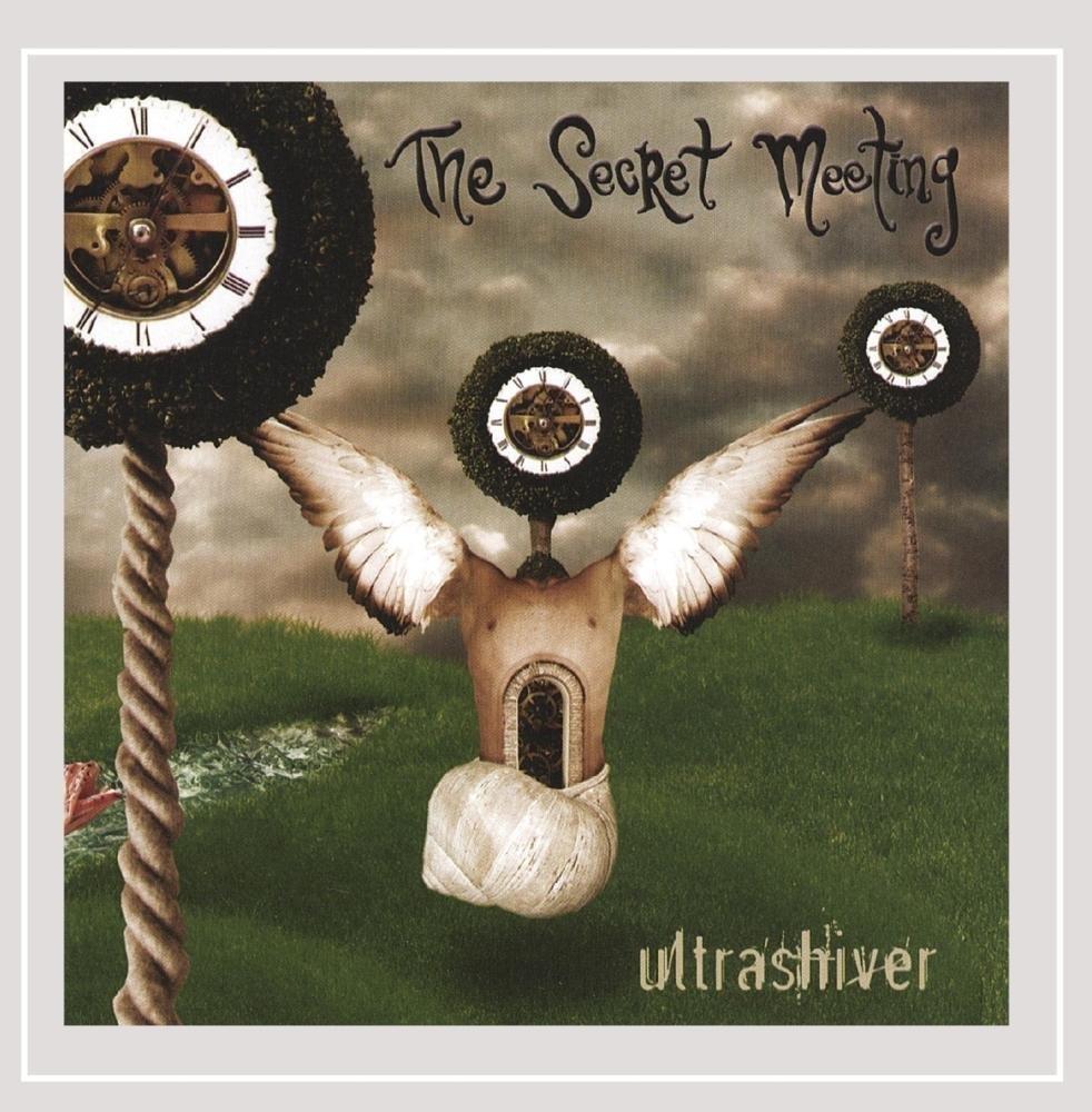 The Secret Meeting - Ultrashiver - Amazon.com Music