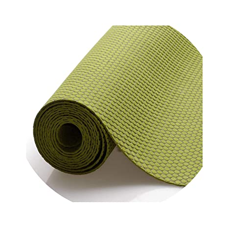 Amazon.com : 1.5Mm Natural Rubber Foldable Travel Yoga Mat ...